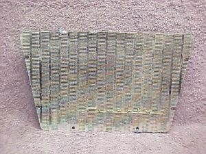 57 58 Lincoln Front Floor Speaker Grille