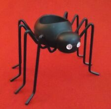 Pottery Barn Halloween Spider Tealight Votive Candle Holder New