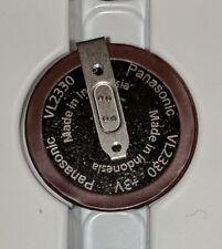 1 Panasonic VL2330 Battery For Land Rover Range Rover Key Fob w/ Tabs NEW
