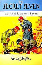 Go Ahead, Secret Seven, Children's Novel, Enid Blyton, New