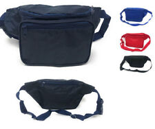 Fanny Pack Man Purse Travel Pouch Money Belt Bag Pockets Passport ID Holder 42""