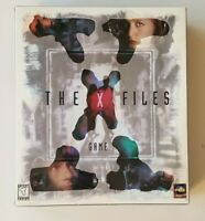 The X-Files Game 1998 PC and Mac CD-Rom 4104879