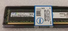 NEW Dell SNP20D6F/16GB 2Rx4 PC3L-12800R Samsung M393B2G70BH0-YK0 SERVER Memory