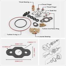 Professional Metal Turbocharger Turbo Rebuild Repair Kit Universal For Brand Car
