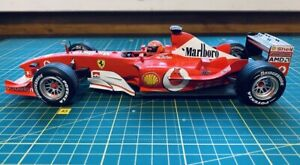 1/18 Ferrari F2003-GA M. Schumacher