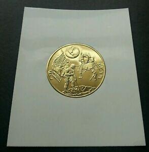 [SJ] USA NASA Apollo Space Astronomy (ms) MNH *gold foil *embossed *unusual