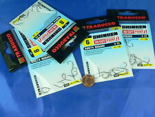 5 buste ami Trabucco Shinken 50674 pesca spigola, cefalo, pesca in mare am8