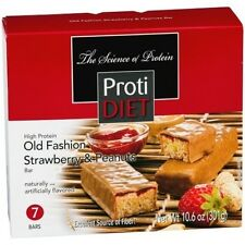 ProtiDiet -Old Fashion Strawberry High Protein Diet Bar
