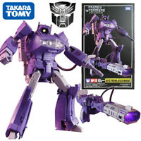 Transformers Masterpiece MP-29 Shockwave G1 Destron Laserwave Action Figures Toy
