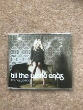 Britney Spears ‎– Till The World Ends - CD single