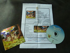 MADDER LAKE BUTTERFLY FARM ULTRA RARE AUSSIE PREVIEW CD!