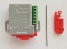 mtb MP1 Motorischer Weichenantrieb analog + digital ansteuerbar DC / AC 8-16 V