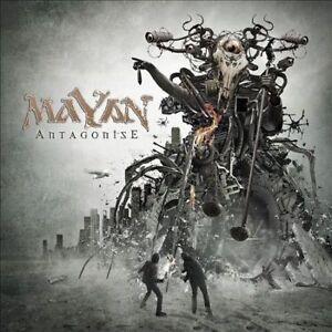 Antagonise by Mayan (CD, Feb-2014, Nuclear Blast)