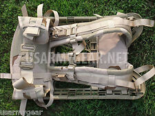 New Military Molle ll GEN 4 Rifleman Desert Tan Frame Shoulder Straps Waist Belt