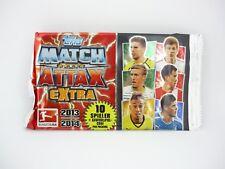 Match Attax Extra Booster Sammelkarten Fußball Bundesliga 2013/2014 Topps