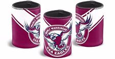 Manly Warringah Sea Eagles NRL Can Cooler Stubby Holder 2020 JERSEY TYPE 003G