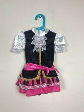Personaje Disfraces Niña Bebé Disfraz Pequeña Pirata Multicolor TALLA G