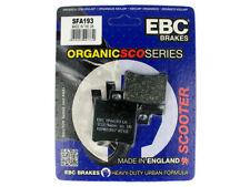 Ebc Ant SX organica SFA pastiglie freno Aprilia Sonic (tutti I Modelli) 98-08