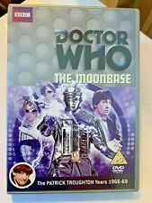 Doctor Who: The Moonbase Uk Import Dvd New Starring Patrick Troughton Like new