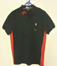 Polo By Ralph Lauren Custom Fit Polo T Shirt Medium Navy RRP £90