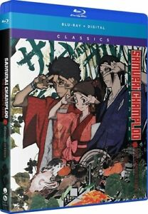Samurai Champloo: The Complete Series [New Blu-ray] 3 Pack, Digitally Mastered