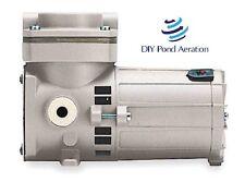 NEW THOMAS 405ADC38/12 Piston Air Compressor,1/10HP,12VDC 100PSI FREE S&H!