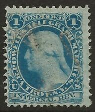 RO 148a VR POWELL 1 CENT  MATCH AND MEDICINE STAMP--71