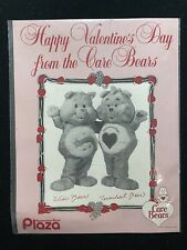Vintage Happy Valentine's Day from the Care Bears