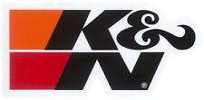 K&N 89-16191 Decal/Sticker Black Small NEW GENUINE