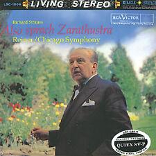 """fritz Reiner, R. Strauss, Also sprach Zarathustra. 200G """"Classic Records"""" Sealed"""