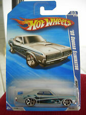 Hot Wheels '69 Cougar Eliminator Muscle Mania Silver