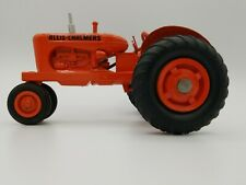 Product Miniature Allis Chalmers WD Tractor 1/16 Plastic