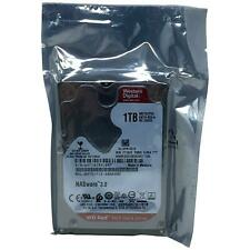 WD Red 1TB NAS Hard Disk Drive 5400 RPM SATA 9.5 MM 2.5 Inch - WD10JFCX