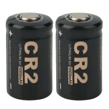 2 Pieces CR2 3.0V 1000mAh Protected  Battery + Case for Soshine GN