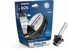 D2S Philips WhiteVision Xenon HID Lampadina faro 85V 35W 85122WHV2S1 gen2 Single