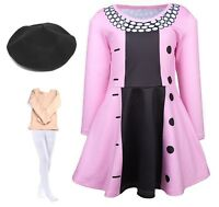 Simile Lol Posh Vestito Carnevale Bambina Tipo Lol Cosplay Dress LOLPOSH4