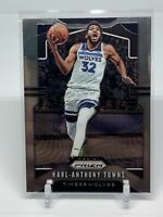 2019-20 Prizm  Karl-Anthony Towns #161Minnesota Timberwolves