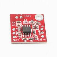 DC 3-6V TDA1308 Headphone Amplifier Board Module Preamplifier Board For Arduino