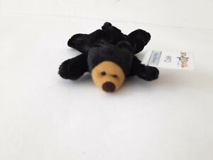 Vintage McDonalds Happy Meal Animal Alley TOYS R US NEW Cole Brown Bear 2001