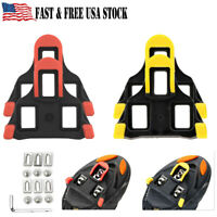 Cleat Set Float SPD-SL Road Bike Pedal Cleats For Shimano SM-SH10 SM-SH11 SPD-SL