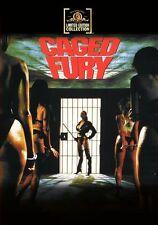 Caged Fury - Region Free DVD - Sealed