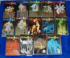 Jing King of Bandits Twilight Tales Vol. 1,2,3,4,5,6,7 Yuichi Kumakura 14 MANGA