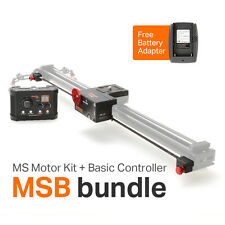 Konova MS kit+Basic controller MSB for K2 Slider Compatible Motorized Timelapse