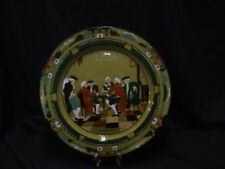 """Deldale Ware Buffalo Pottery Charger """"An Evening at Ye Lion Inn"""""""