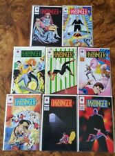 Harbinger 14-21 1992 Full Run VF/NM Upcoming Movie Valiant Comics