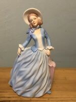 Vintage Beautiful Figurine Lady/lovely woman Ornament Collectable Ceramic
