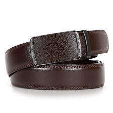 Cinturones De Cuero Genuino para Hombre Elegante Vestido Cinturones Cinturón para hombre muchos Estilo Y Tamaños