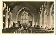 ALDEBURGH( Suffolk) : Church interior RP-BELL