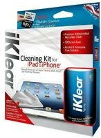Screen Cleaner iPhone iPad Apple Watch Antimicrobial Microfiber Cloth Spray Wipe