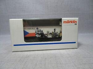 Marklin HO 84680A Czech Republic International Car  Special Edition  NEW